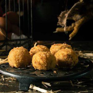 Croquetas de Pollo Lumagorri Guisado